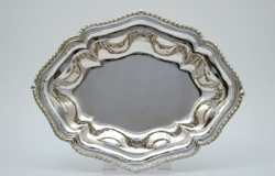 Bowl oval Queen Anne model